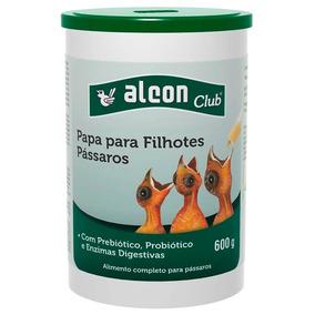 Alcon Club Papa Filhote Passáro 600g - 4 Unidades