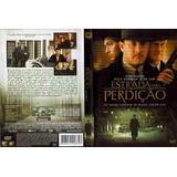 Dvd Filme Estrada Para Perdicao Tom Hanks, Paul Newman, Jude