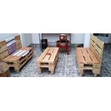 Muebles Ecologicos De Pallets