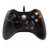 Control Con Cable Controlador Alámbrico Xbox 360