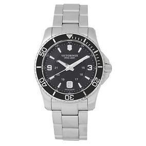 0675c98e4ddf Victorinox Swiss Army Sc1500 Wind Up Men 24535 - Relojes de Hombres ...