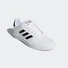 promo code 155bf f1e87 Tenis adidas Court 70s Blanco Hombre B79774