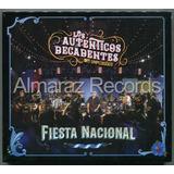 Los Autenticos Decadentes Mtv Unplugged Cd+dvd