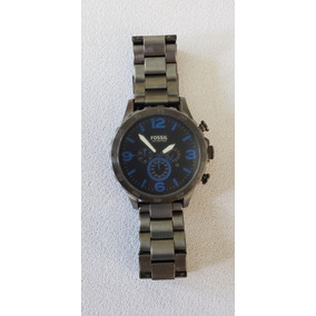 45c6e969559c Reloj Fosil Negro Relojes Fossil - Relojes Pulsera Masculinos