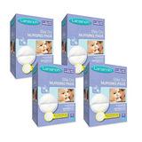 Cojines De Lactancia Desechables Lansinoh Stay Dry, 60 Unida