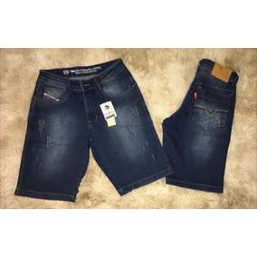 Bermuda Jeans Varias Marcas Importadas Top De Linha