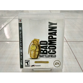 Battlefield Bad Company Gold Edition Ps3 Usad Frete Cr 12,00