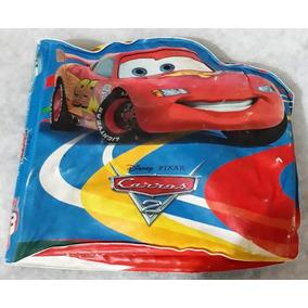 Cartela Personagens Infantis Do Filme Carros 2 Disney Pixar