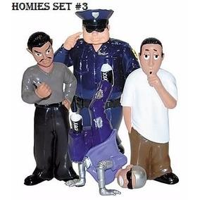 1:24 Homies Set #3 Collector Homie Rollerz Barateirominis