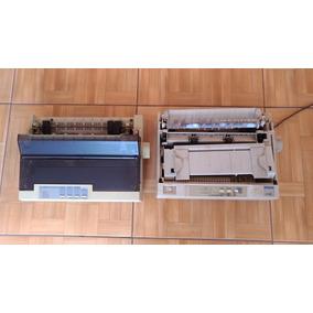 Lote De 2 Impressoras Epson Lx 300 Tirar Peças