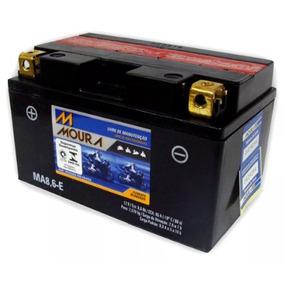 Bateria Moura Ma8,6-e Bmw S 1000 Rr 2009 - 2013