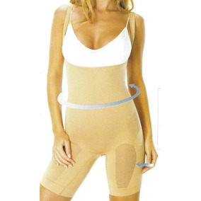 Faja Fondo Body Vestido Reduce Medidas
