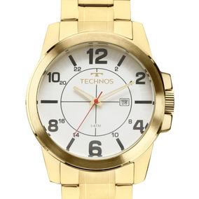 3c8806d12d8 Relogio Technos Folhado Ouro 18k - Relógios no Mercado Livre Brasil
