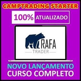 Rafa Trader Camptrading Starter - Acesso Imediato