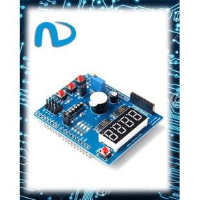 Shield Multifunção Para Arduino