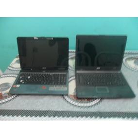 Vendo 2 Notebook Acer No Estado