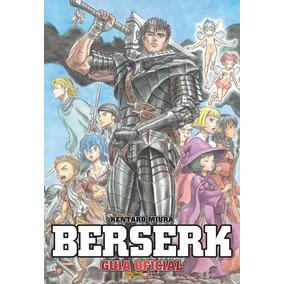 Berserk: Guia Oficial Formato Luxo