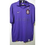Camisa Do Corinthians Medial Roxa no Mercado Livre Brasil 82dac923f4794