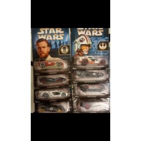 Coleção Hot Wheels Star Wars 1:64