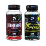 Combo Fematrope + Black Viper Dragon Pharma 100% Original