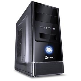 Computador Dual Core 4gb Hd 500gb Novo Com Garantia