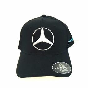 Gorra Edición Especial Mercedes Benz Cerrada Envió Gratis c0b15fa8ae3