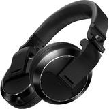 Pioneer Dj Audífonos Profesionales Hdj-x7-k Negros Para Dj