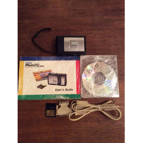 Câmera Digital Epson Photopc 550 (ler Descrição)
