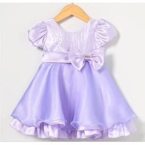 Vestidos Infantil Festa Masha Barbie Ariel Sofia Luna Princ