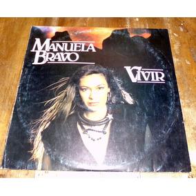 32c7cac813821 Manuela Bravo Vivir - Discos de Música en Mercado Libre Argentina