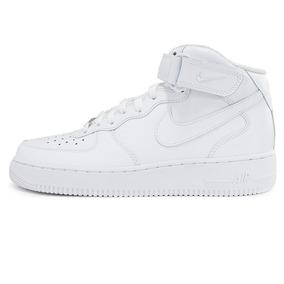 Nike Air Force 1 Blancas Mid - Zapatillas en Mercado Libre ...