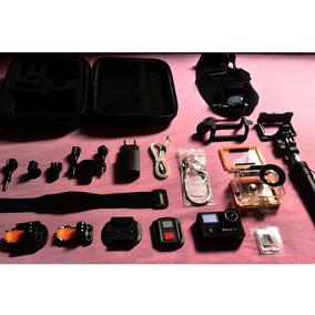 Câmera De Ação 4k Eken H8r Wifi + Cartão 32gb + Brindes
