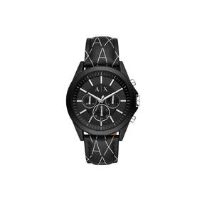500868407743 X Negro Correa Cuero Reloj Armani Exchange A - Relojes en ...