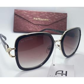 Oculo Sol Feminino Barato 10 - Óculos De Sol Ana Hickmann no Mercado ... 4082b945f2
