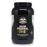 Suplementos De Alta Performance - Whey Federal Nutrition
