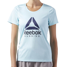 Remera Reebok Running Re Essentials Mujer Tu