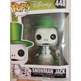 Disney Pop Snowman Jack