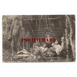 Cartão Postal -índios Coroados-lagoa Vermelha/rs