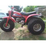 Honda Atc 110 Japon 1981 De Coleccion Patentado