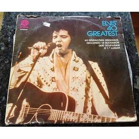 Disco Do Elvis 40 Greatest Duplo