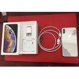 Iphone Xs 64 Gb Plata Garantía Diciembre 2019 B4u