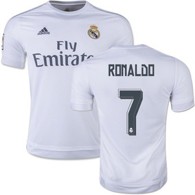 Jersey adidas Del Real Madrid Con Numero Oficial De Local 79d5e7a954d1b