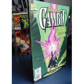 Edição Especial Condensado Gambit Várias Hqs X-men Mutantes