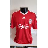 Camisa Liverpool Gerrard 8 no Mercado Livre Brasil 826ff1f22eea8