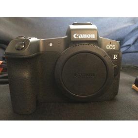 Canon Eos-r + Adaptador De Lentes Ef/ef-s