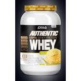Kit 5 Whey Protein 100% Authentic 908g Dna Atacado