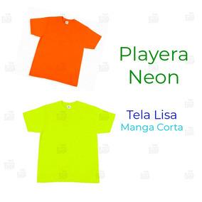 43f4fc86fda47 Playeras Que Brillan Con Luz Neon en Mercado Libre México
