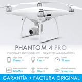 Dron Dji Phantom 4 Pro + Caja Sellada + Factura + Garantía