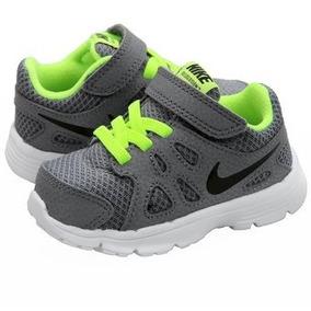 7a3f43af698d0 Zapatillas Para Niños Nike Kids Revolution 2 Talla 19.5