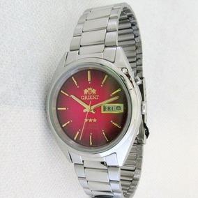 d09df12c14c Relogio Orient Automatico Vinho - Relógios no Mercado Livre Brasil